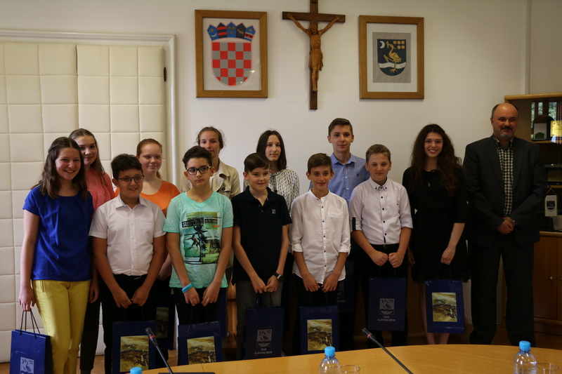 Održan prijem za nagrađene učenike Glazbene škole Slavonski Brod