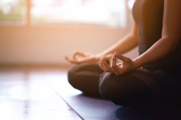 Mindfulness meditacija u Gradskoj knjižnici