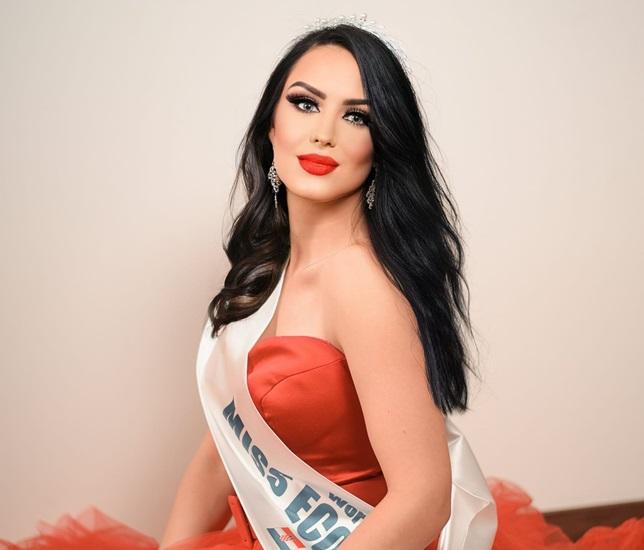 Podržite Nikolinu u izboru za Miss Economic World