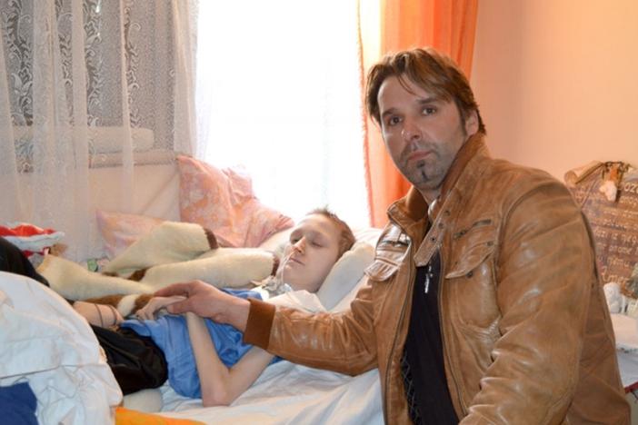 Udruga hrvatskih branitelja Dom. rata policije BPŽ donirala medicinski krevet teško oboljelom dječaku