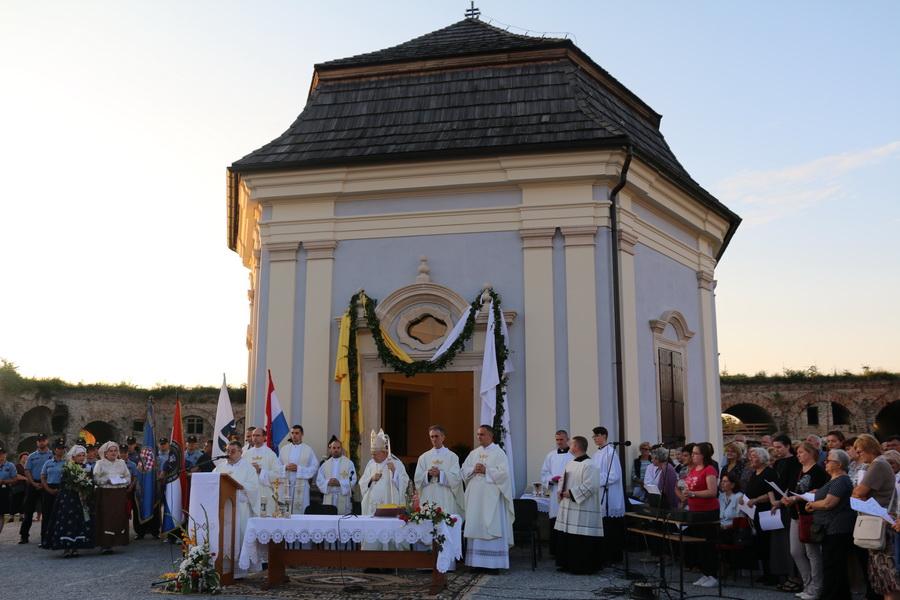 Blagoslovljena kapela svete Ane u Tvrđavi