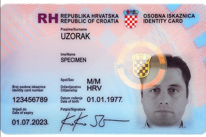 Tko ima pravo na besplatnu osobnu iskaznicu?