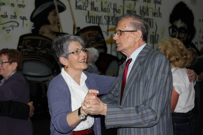 Grad ponovno organizira plesnu večer za umirovljenike