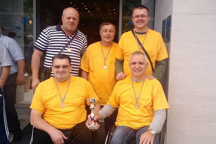 Invalidi Brodsko- posavske županije na 24. Državnom prvenstvu invalida u šahu