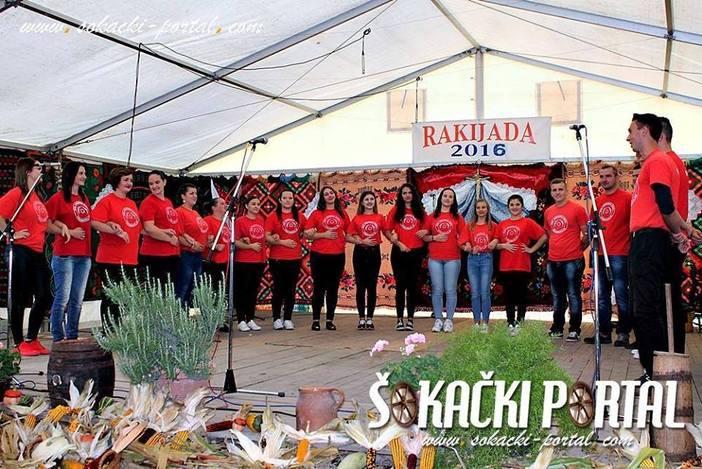 10. jubilarna Rakijada u Podcrkavlju