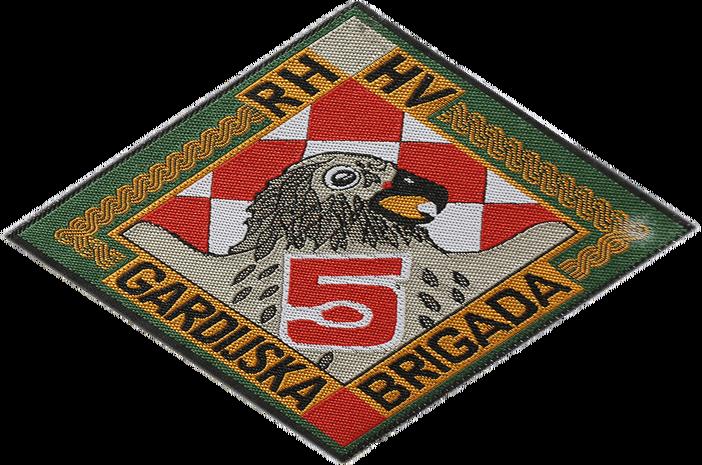 "Obljetnica 5. gardijske brigade ""Slavonski sokolovi"""